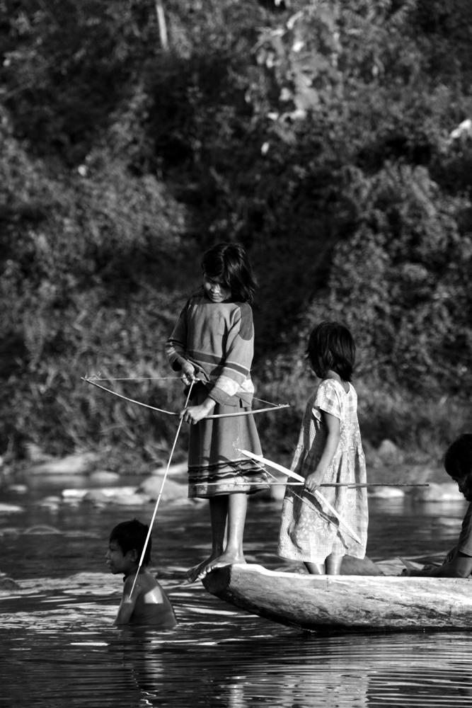 Bolivia Girl Boat