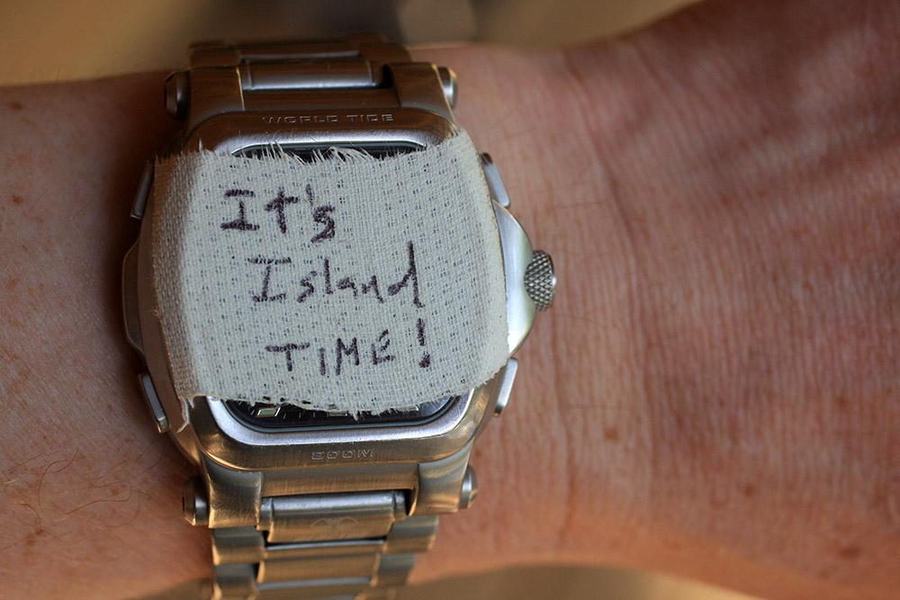 Honduras Island Time